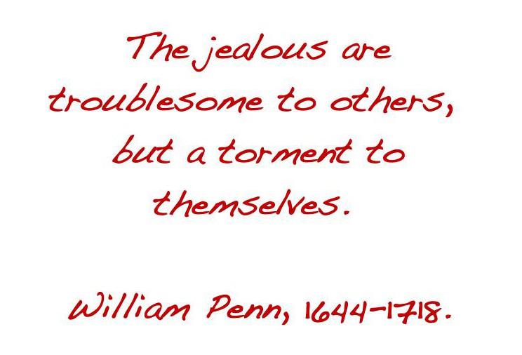 A Perverse Jealousy