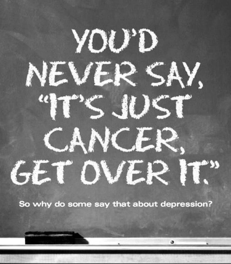 just cancer